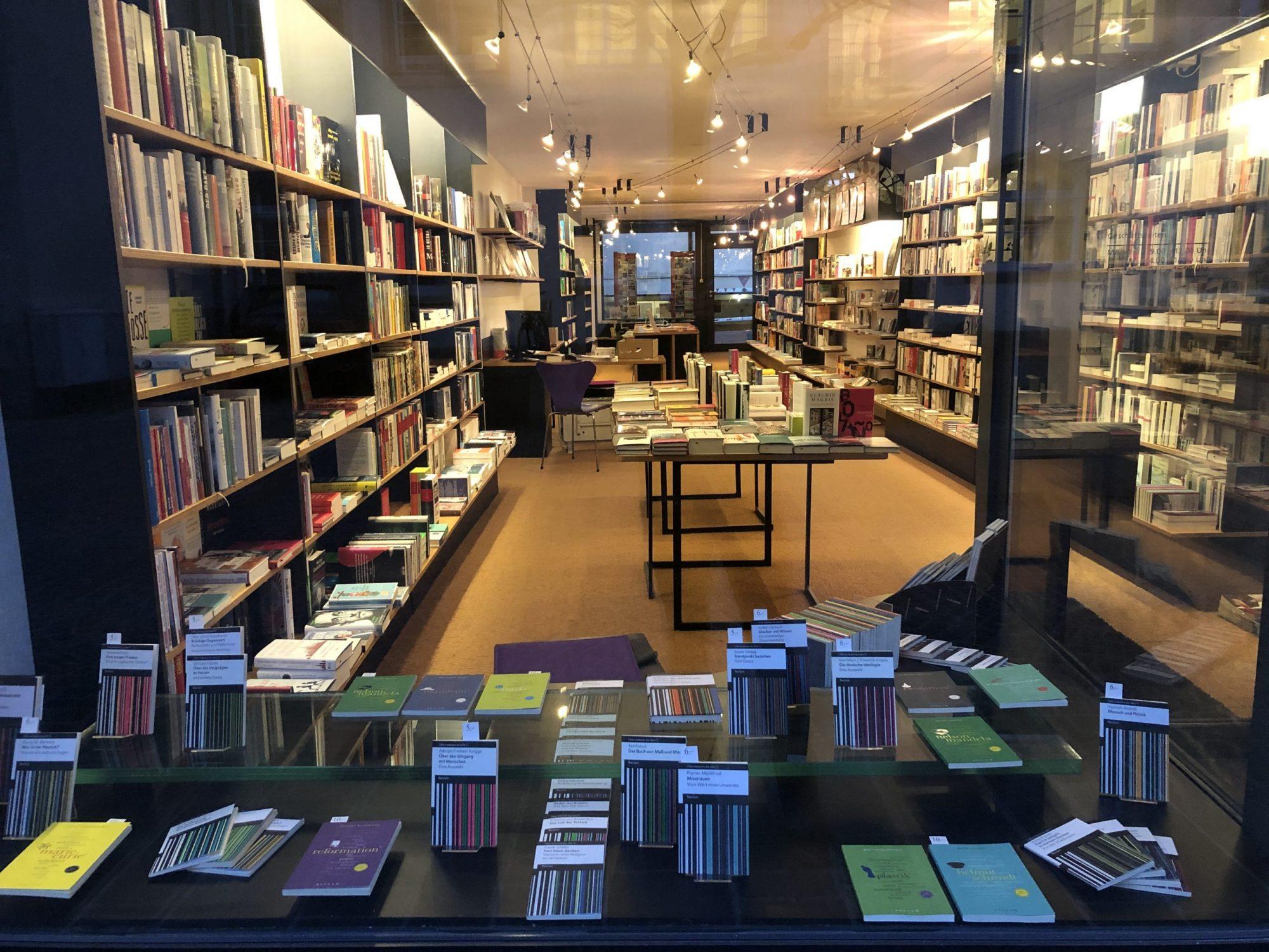 Buchhandlung Bücherstübli